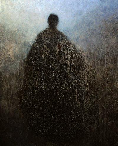Silueta en sombras