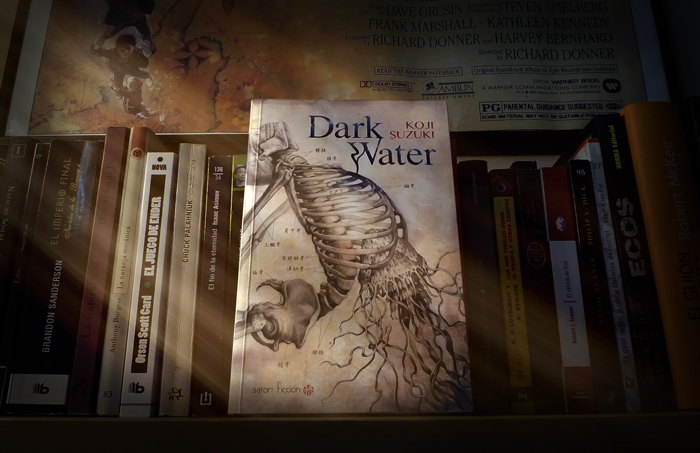 Imagen de portada del libro de Kôji Suzuki, Dark Water