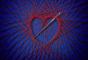 Corazón de algodoncillo